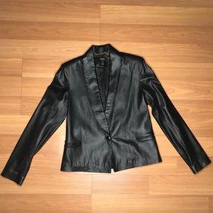 f8a53300d Baukjen Aldridge Leather Jacket made in Portugal